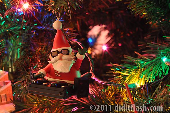 D.J. Santa